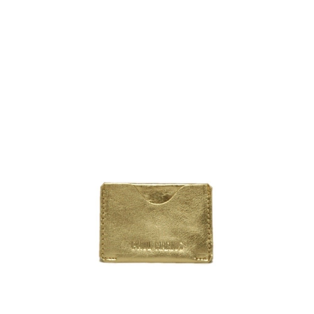 Le Porte-Cartes Gabin Gold