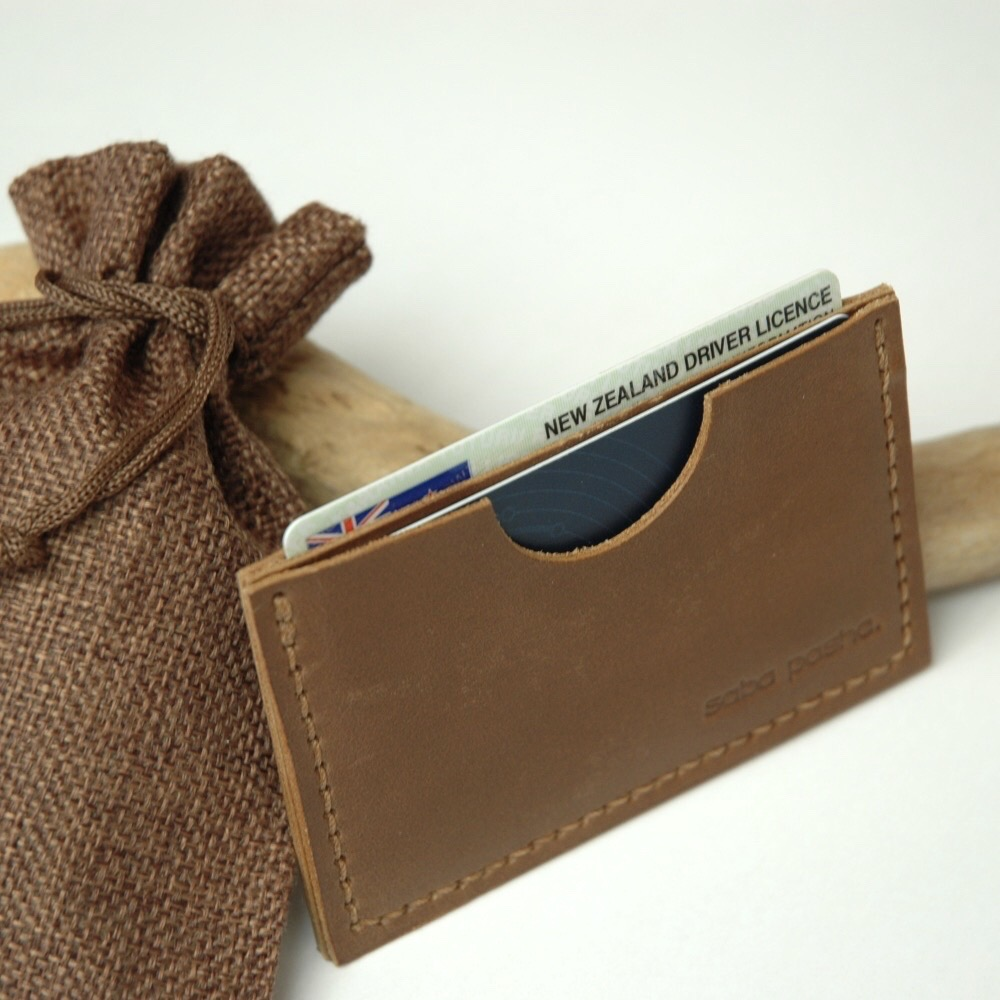 Cairo Cardholder Brown