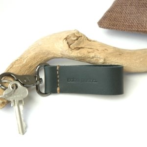 Luxor Key Chain Forest Green L