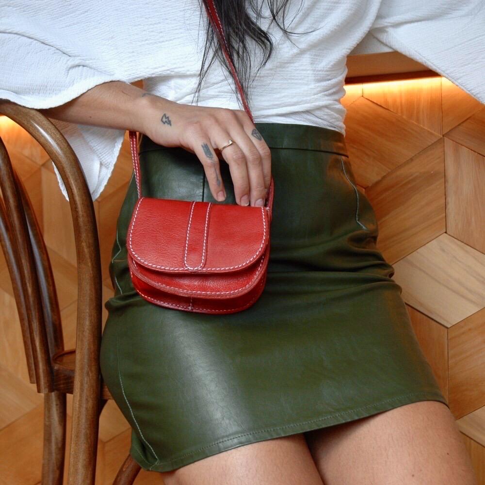 Mon Mignon Carmine Red